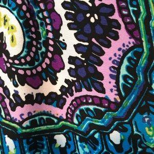Chico's Tops - Chico's tencel 3/4 sleeve paisley tunic